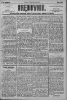 Orędownik: pismo dla spraw politycznych i społecznych 1905.04.18 R.35 Nr89