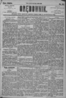 Orędownik: pismo dla spraw politycznych i społecznych 1905.04.20 R.35 Nr91