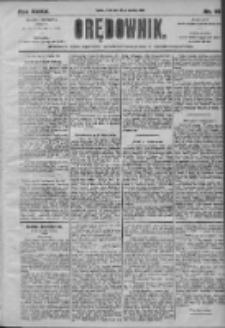 Orędownik: pismo dla spraw politycznych i społecznych 1905.04.26 R.35 Nr95
