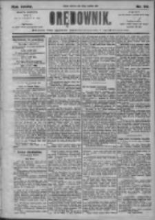 Orędownik: pismo dla spraw politycznych i społecznych 1905.04.30 R.35 Nr99