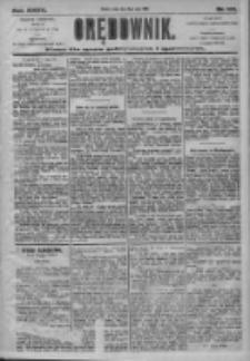 Orędownik: pismo dla spraw politycznych i społecznych 1905.05.03 R.35 Nr101