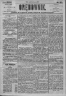 Orędownik: pismo dla spraw politycznych i społecznych 1905.05.05 R.35 Nr103