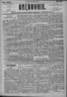Orędownik: pismo dla spraw politycznych i społecznych 1905.05.10 R.35 Nr106