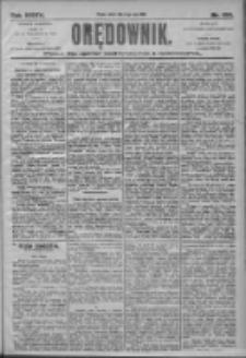 Orędownik: pismo dla spraw politycznych i społecznych 1905.05.13 R.35 Nr109
