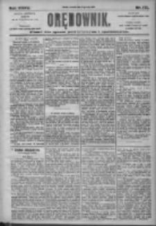 Orędownik: pismo dla spraw politycznych i społecznych 1905.05.18 R.35 Nr113