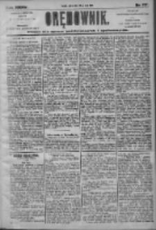 Orędownik: pismo dla spraw politycznych i społecznych 1905.05.23 R.35 Nr117