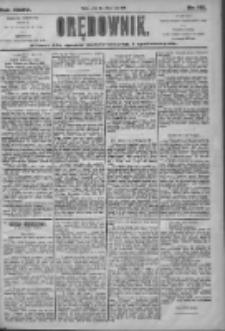 Orędownik: pismo dla spraw politycznych i społecznych 1905.05.24 R.35 Nr118