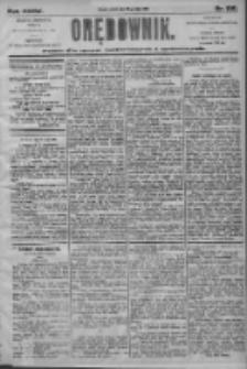 Orędownik: pismo dla spraw politycznych i społecznych 1905.05.26 R.35 Nr120