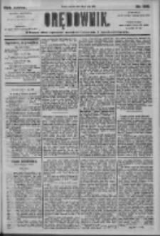 Orędownik: pismo dla spraw politycznych i społecznych 1905.05.28 R.35 Nr122