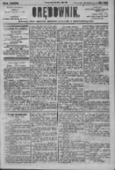 Orędownik: pismo dla spraw politycznych i społecznych 1905.05.31 R.35 Nr124
