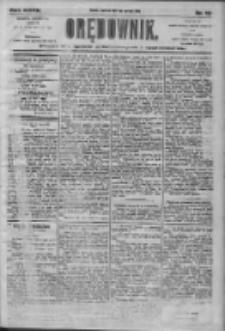 Orędownik: pismo dla spraw politycznych i społecznych 1905.06.01 R.35 Nr125