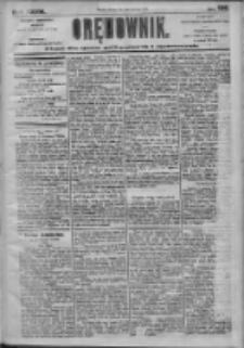Orędownik: pismo dla spraw politycznych i społecznych 1905.06.03 R.35 Nr126