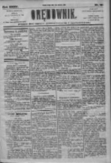 Orędownik: pismo dla spraw politycznych i społecznych 1905.06.07 R.35 Nr129