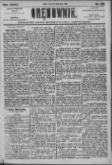 Orędownik: pismo dla spraw politycznych i społecznych 1905.06.10 R.35 Nr132