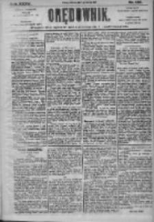 Orędownik: pismo dla spraw politycznych i społecznych 1905.06.11 R.35 Nr133
