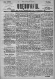 Orędownik: pismo dla spraw politycznych i społecznych 1905.06.15 R.35 Nr135