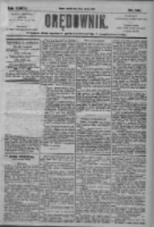 Orędownik: pismo dla spraw politycznych i społecznych 1905.06.22 R.35 Nr141