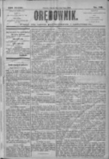 Orędownik: pismo dla spraw politycznych i społecznych 1906.07.03 R.36 Nr148