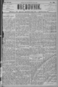 Orędownik: pismo dla spraw politycznych i społecznych 1906.07.05 R.36 Nr150