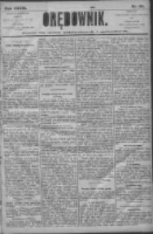 Orędownik: pismo dla spraw politycznych i społecznych 1906.07.06 R.36 Nr151