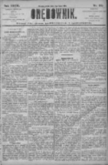 Orędownik: pismo dla spraw politycznych i społecznych 1906.07.11 R.36 Nr155