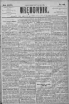 Orędownik: pismo dla spraw politycznych i społecznych 1906.07.15 R.36 Nr159