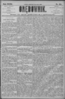 Orędownik: pismo dla spraw politycznych i społecznych 1906.07.21 R.36 Nr164