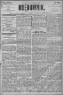 Orędownik: pismo dla spraw politycznych i społecznych 1906.07.28 R.36 Nr170