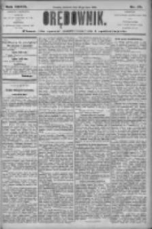 Orędownik: pismo dla spraw politycznych i społecznych 1906.07.29 R.36 Nr171