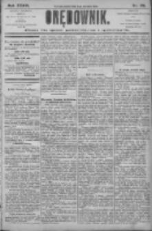 Orędownik: pismo dla spraw politycznych i społecznych 1906.08.03 R.36 Nr175