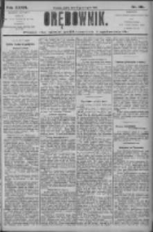 Orędownik: pismo dla spraw politycznych i społecznych 1906.08.10 R.36 Nr181