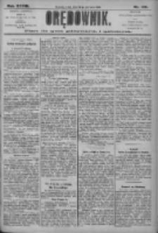 Orędownik: pismo dla spraw politycznych i społecznych 1906.08.22 R.36 Nr190