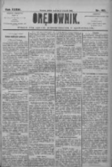 Orędownik: pismo dla spraw politycznych i społecznych 1906.08.25 R.36 Nr193