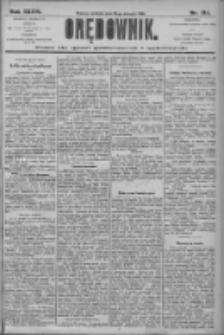 Orędownik: pismo dla spraw politycznych i społecznych 1906.08.26 R.36 Nr194