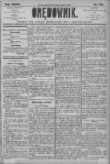 Orędownik: pismo dla spraw politycznych i społecznych 1906.08.28 R.36 Nr195