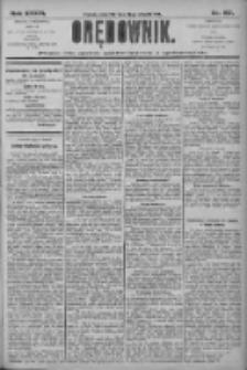 Orędownik: pismo dla spraw politycznych i społecznych 1906.08.30 R.36 Nr197