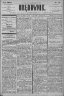 Orędownik: pismo dla spraw politycznych i społecznych 1906.08.31 R.36 Nr198