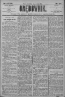 Orędownik: pismo dla spraw politycznych i społecznych 1906.09.12 R.36 Nr207