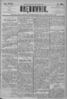 Orędownik: pismo dla spraw politycznych i społecznych 1906.09.14 R.36 Nr209