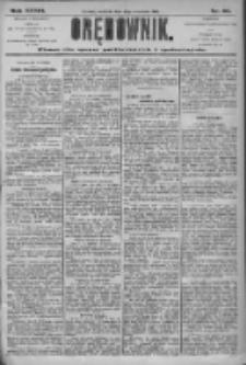 Orędownik: pismo dla spraw politycznych i społecznych 1906.09.16 R.36 Nr211