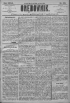 Orędownik: pismo dla spraw politycznych i społecznych 1906.09.18 R.36 Nr212