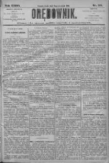 Orędownik: pismo dla spraw politycznych i społecznych 1906.09.19 R.36 Nr213