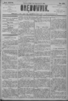 Orędownik: pismo dla spraw politycznych i społecznych 1906.09.23 R.36 Nr217