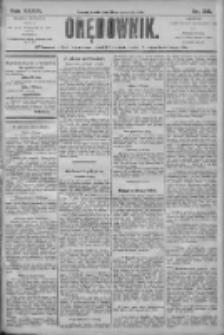 Orędownik: pismo dla spraw politycznych i społecznych 1906.09.26 R.36 Nr219