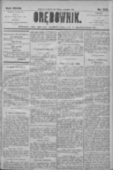 Orędownik: pismo dla spraw politycznych i społecznych 1906.09.30 R.36 Nr223