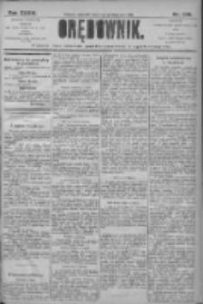 Orędownik: pismo dla spraw politycznych i społecznych 1906.10.04 R.36 Nr226