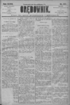 Orędownik: pismo dla spraw politycznych i społecznych 1906.10.05 R.36 Nr227