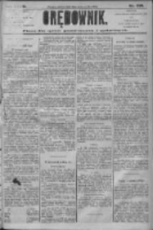 Orędownik: pismo dla spraw politycznych i społecznych 1906.10.06 R.36 Nr228