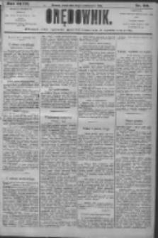 Orędownik: pismo dla spraw politycznych i społecznych 1906.10.10 R.36 Nr231