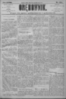 Orędownik: pismo dla spraw politycznych i społecznych 1906.10.13 R.36 Nr234